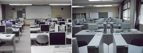 第1プログラミング実習室