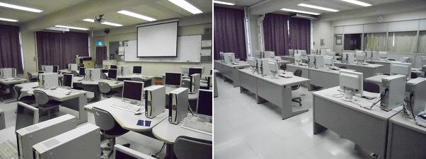 第2プログラミング実習室