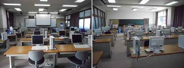 第4プログラミング実習室
