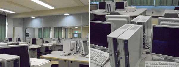 情報総合実践室