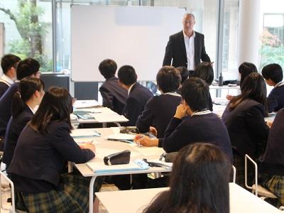 京都外国語大学 授業体験