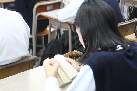春の読書週間