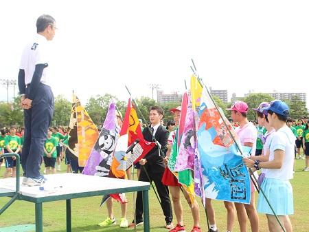 第61回翔陵祭(体育祭)