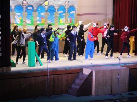 第61回翔陵祭(文化祭)1日目
