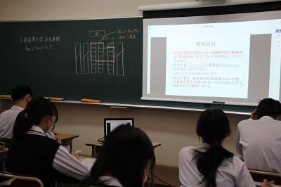 3年 京都産業大学 高大連携事業 第2回キャンプキャンパス